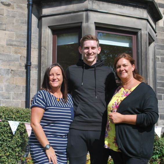 St Johnstone footballer Blair Alston shares his tips on healthy eating